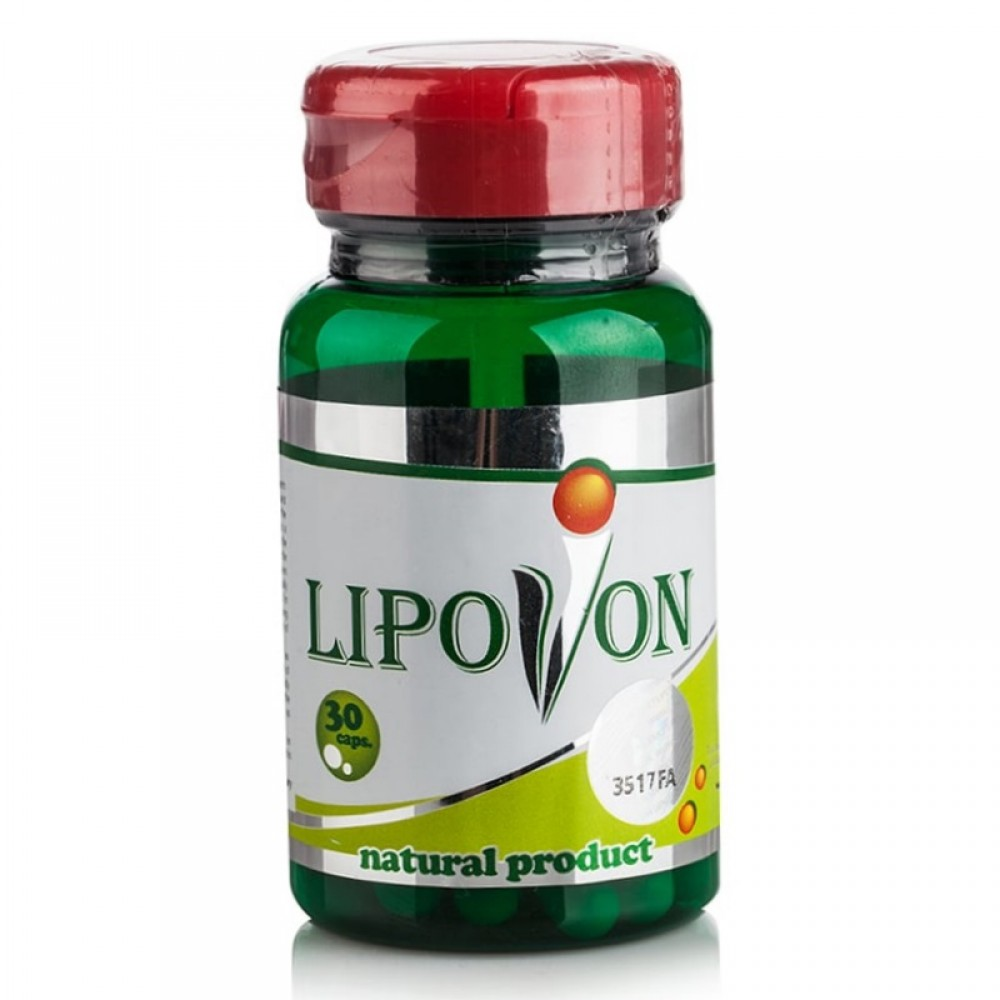 Lipovon (for Weight Loss) - 30 caps