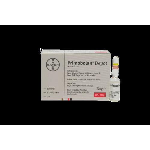 Primobolan Depot (Methenolone Enanthate) - 1 amp x 100mg/ml