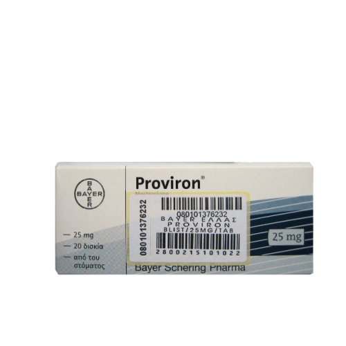 Proviron - 20tabs (25mg/tab)