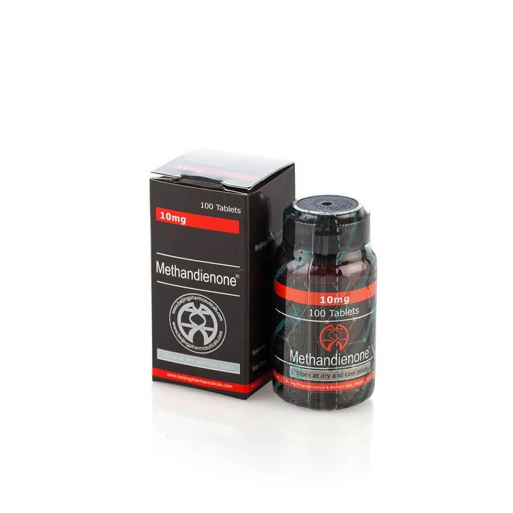 Methandienone (Methan) - 100 tabl (10mg/tabl)