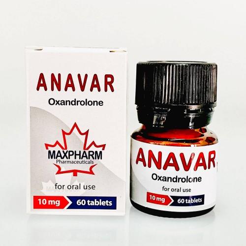Anavar (Oxandrolone) - 60tabs x 10mg