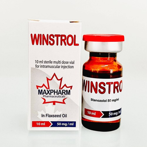 Winstrol Oil (Stanozolol) - 10ml x 50mg/ml