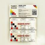 Anadrol Depo (Oxymetholone) - 30tabs (50mg/tab)